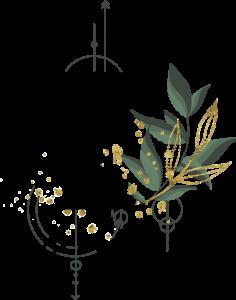 Logo mélina dros naturopahe à chambéry en savoie